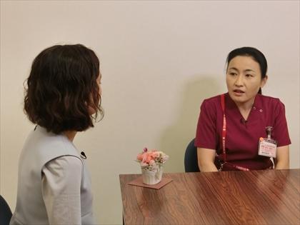 がん化学療法看護認定看護師