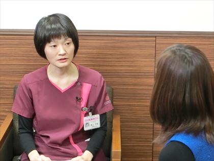 緩和ケア専従看護師