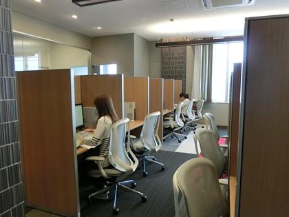 図書室と勉強室