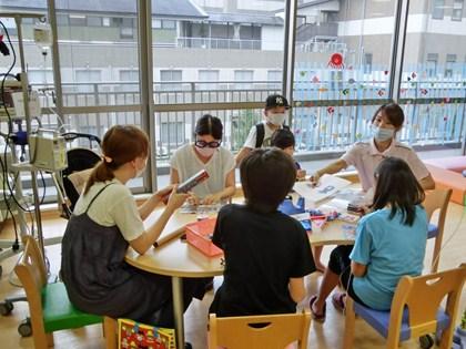 熊本赤十字病院がモデルに