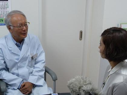 越山先生インタビュー