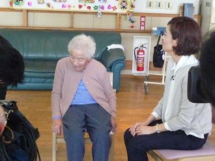 100歳インタビュー