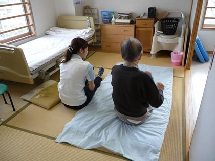 ベッドや布団での休み方