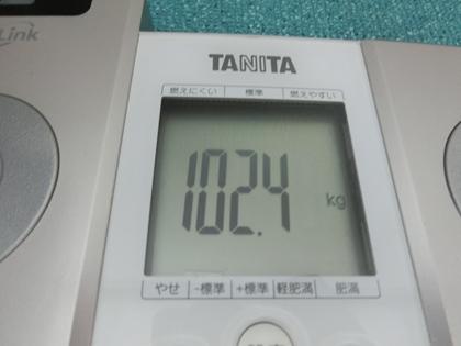 102キロ