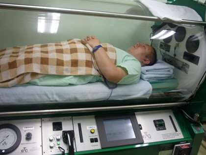 高気圧酸素治療