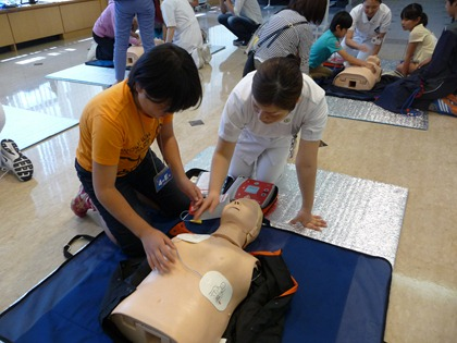 AEDパッド