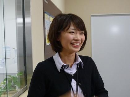 介護福祉士の福田さん