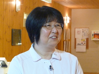 吉田看護部長