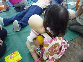 赤ちゃんのマネキン