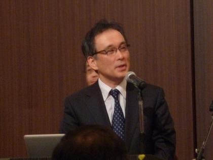 中野浩一副院長