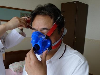 心肺機能測定