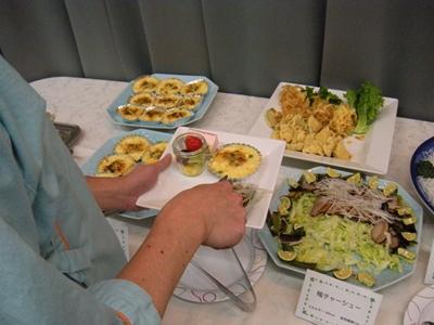 豆腐と肉みそグラタン