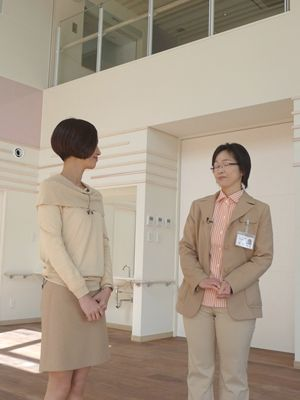 管理者の横田さん