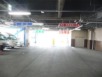 駐車料無料