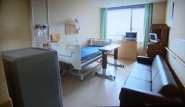 緩和ケア病室