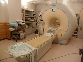 MRI室の様子
