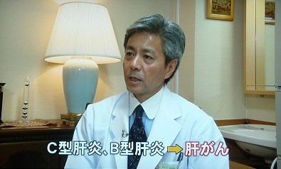 C型・B型肝炎が肝がんに