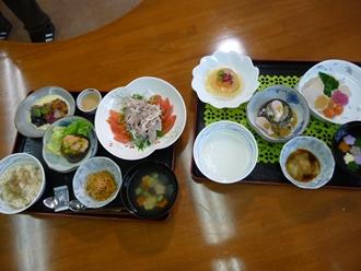 一般食と嚥下食