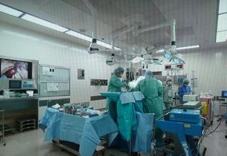 肝臓の移植手術