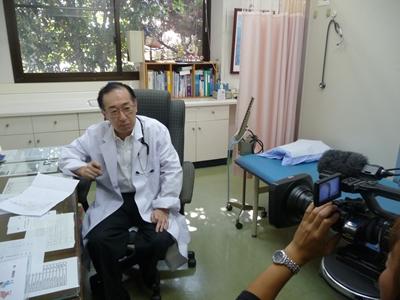 谷田先生インタビュー