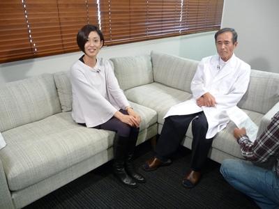鶴田先生インタビュー