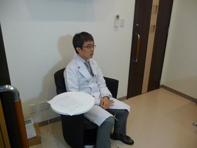 東先生インタビュー