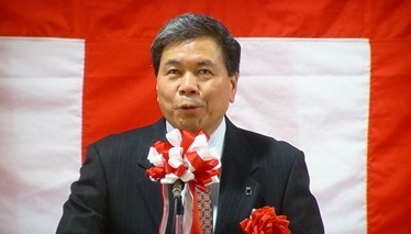 蒲島郁夫県知事