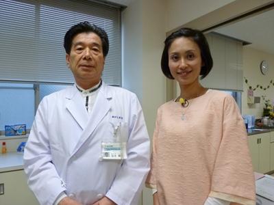 赤木院長と吉田さん
