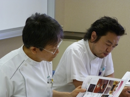 川畑先生と豊先生