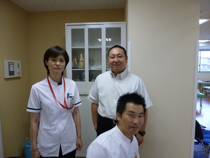 亀坂さんと今田さん