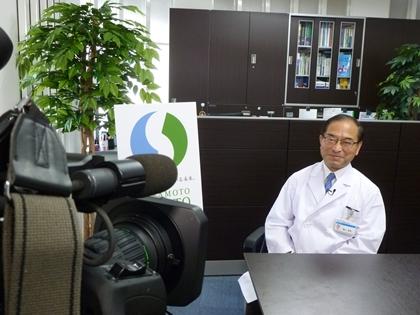藤山先生インタビュー