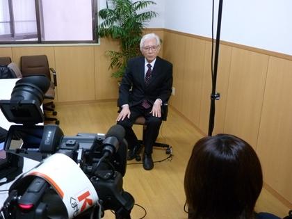 米満会長インタビュー