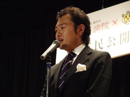 鶴田豊先生