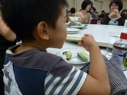 野菜好きに