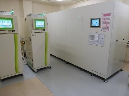 透析液清浄化設備