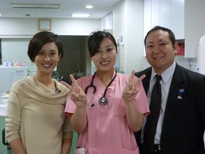 看護部の幸さん