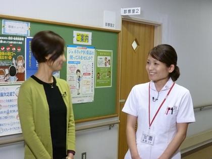 後藤看護師