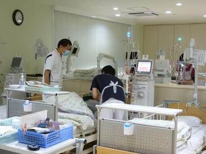 人工透析の治療