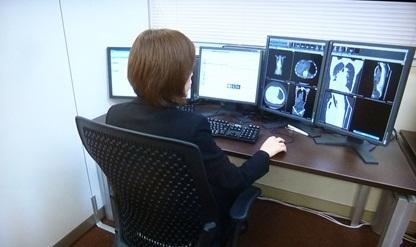 遠隔画像診断について