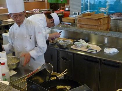 お寿司・天ぷら・手打ちそば