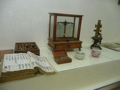 当時の医療機器