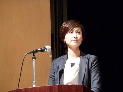 吉田 恵理さん