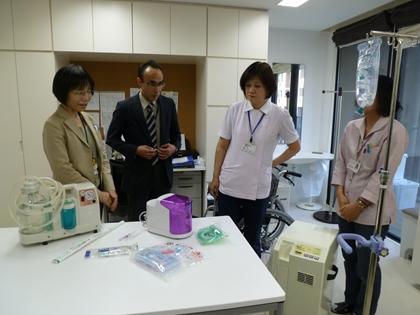 レンタル医療機器