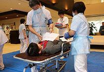 イメージ画像:災害医療