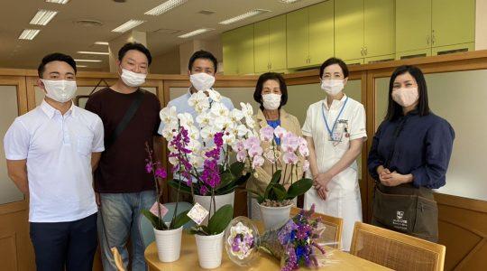 出田眼科病院様ありがとう